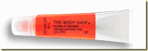 the body shop lip shine