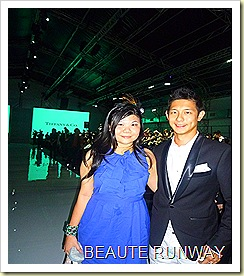Benedict Goh and Beaute Runway