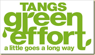 tangs green efforts