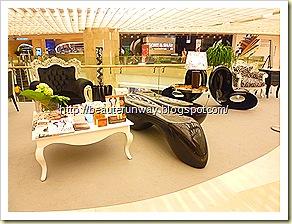 harpers Bazaar lounge