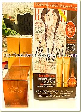 harpers Bazaar subscription gift
