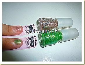 Majolica Majorca Jeweling Line Nails