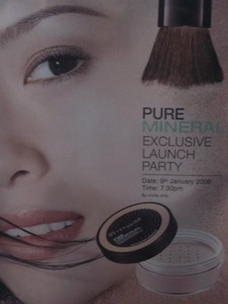 Maybelline Pure Makeup Review. exclusive Maybelline Pure