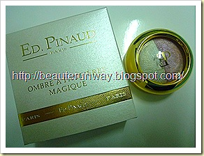 Ed pinaud eyeshadow magical