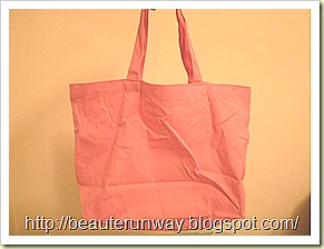 Juicy Couture Tote Bag  X Sweet Magazine