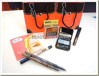 Benefit Brow Essentials