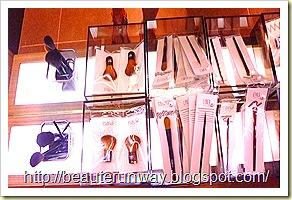 Topshop Makeup Brushes at Ion Singapore