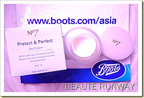 Boots No7 Protect & Perfect Day Cream 50ML