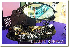 Anna Sui Dressing Table with new autumn collection
