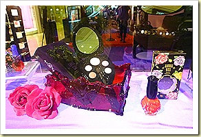 Anna Sui Limited Edition Eye  Palette, Nail Lacquer andBeauty Tray - Lucky Draw Prizes