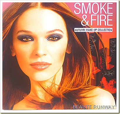 The Body Shop Smoke & Fire Autumn Collection 2010