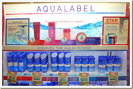 Aqualabel Best Seller