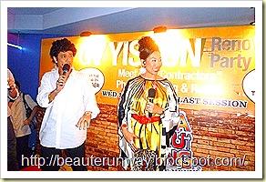 Rosie & Phua Chu Kang Golden Village Yishun 10 Renovation Party