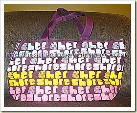 Cher Tote Bag  big