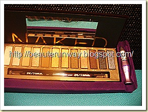 Urban Decay Naked Palette Sephora Ion