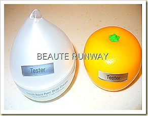 Tony Moly Tear Drop Cream and Tangerine Hand Cream