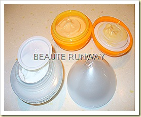 Tony Moly Aqua Tear Drop Cream and Tangerine Handcream