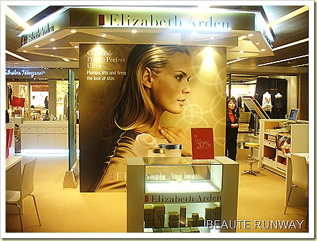 Elizabeth Arden Ceramide Launch at Metro