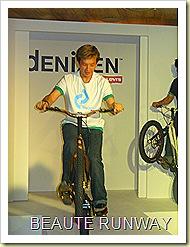 dENiZEN Singapore Launch ion biker