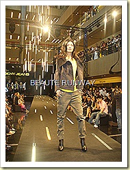 DKNY JEANS Autumn Winter 2010 Launch 17