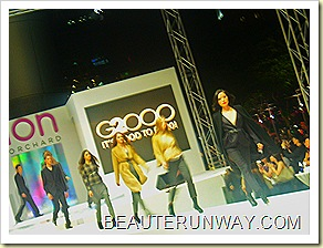 G2000 20th Anniversary Fashion Show ION Orchard Singapore Finale 1