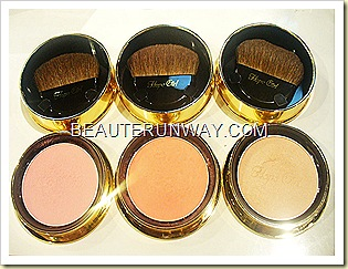 Hope Girl Blushers Pink, Coral, Neutral