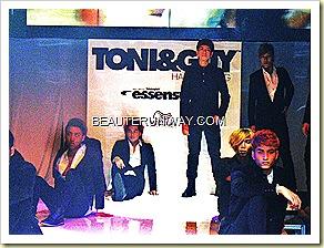 Toni & Guy Singapore