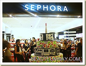 Sephora Singapore ION Orchard
