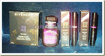 Givenchy Body Shimmer & Lip Stain Marker in Pink Impression & Rose Impression