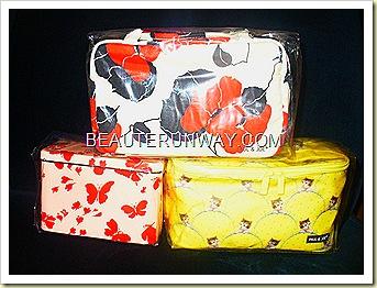 Paul & Joe Cosmetics Pouch and bags