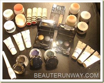 TopShop Makeup Heavy Duty Autumn Winter Collection 2010