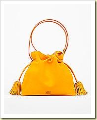Loewe  Flamenco drawstring bag Spring Summer 2011