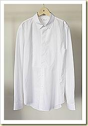 Uniqlo  J Spring 2011 White Shirt