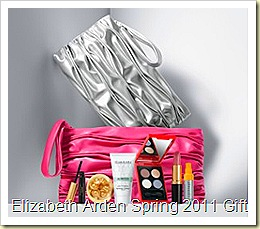 Elizabeth Arden spring 2011 gifts with purchase