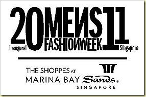 Men's Fashion Week 2011 Singapore Marina Bay Sands