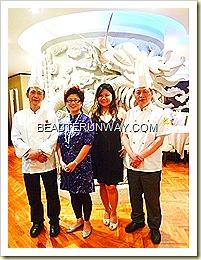 Chef Yau, Old Hong Kong Legend Director, BeauteRunway, Michelin Chef Ng