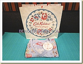 UNIQLO Cath Kidston Charity Project t-shirt collection one