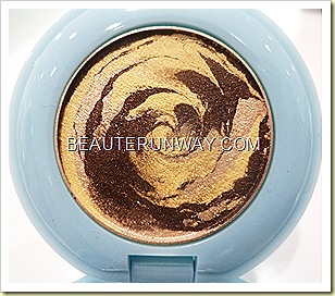 Paul & Joe Limited Edition Blue Horizon Eye Color B Summer 2011 Tranquility
