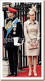 SOPHIE COUNTESS OF WESSEX WORE JIMMY CHOO IN 24 7 COSMIC IN NUDE PATENT