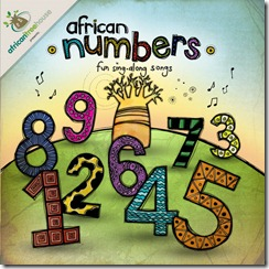 African Numbers CD