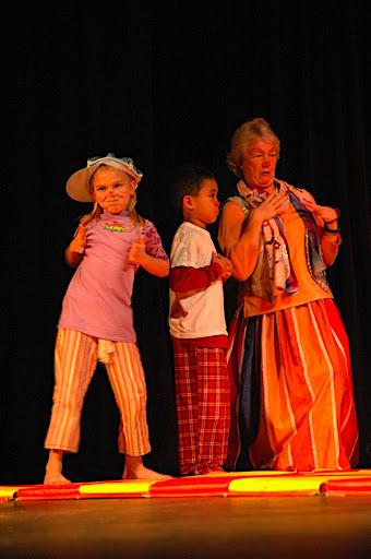 Volcano Kids Circus