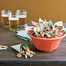 Easy Party Snack Mix