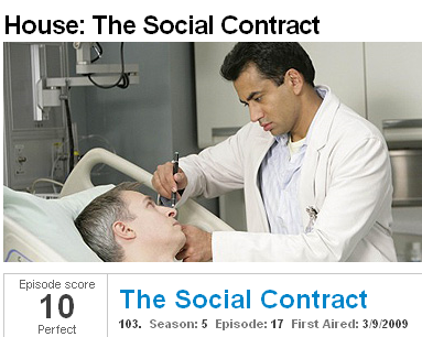 House- The Social Contract - TV.com