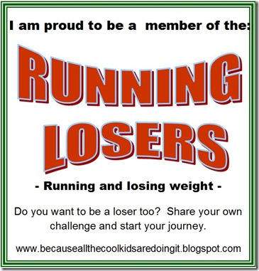 running losers tag