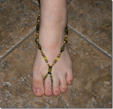Barefoot Sandal 1
