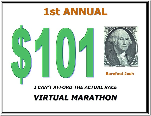 Cantafford Race Bib