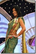 Miss Andhra Pradesh 2010 Contest-sarees (11)