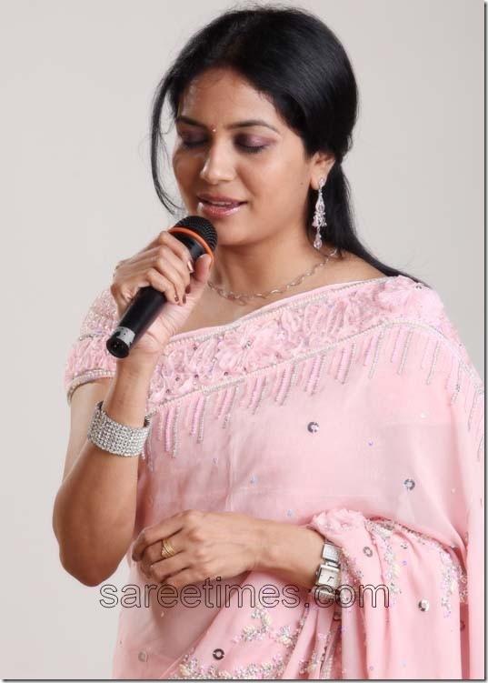 Singer-Sunita-Pink-Embroidery-Saree