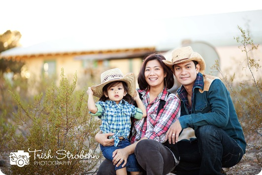 Rey and Lalane Family 129L