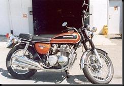 75 Honda CB550F